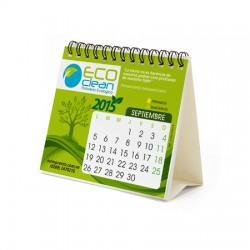 Calendarios de escritorio medianos