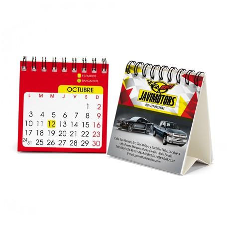 Calendarios de escritorio pequeños