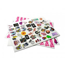 Sticker personalizados Tabloide